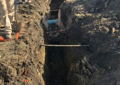 Gables Excavating Utility Contractor Tulsa 006