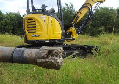 Gables Excavating Utility Contractor Tulsa 010