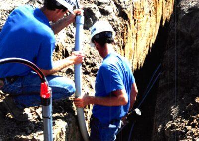 Gables Excavating Utility Contractor Tulsa 023