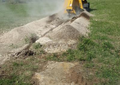 Gables Excavating Utility Contractor Tulsa 043