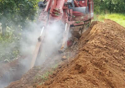 Gables Excavating Utility Contractor Tulsa 048