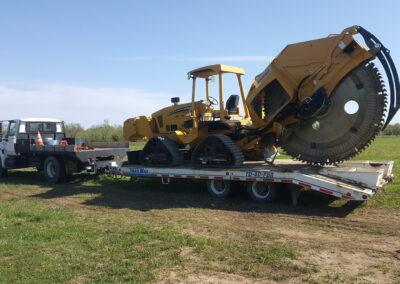 Gables Excavating Utility Contractor Tulsa 053