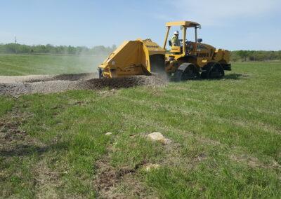 Gables Excavating Utility Contractor Tulsa 054