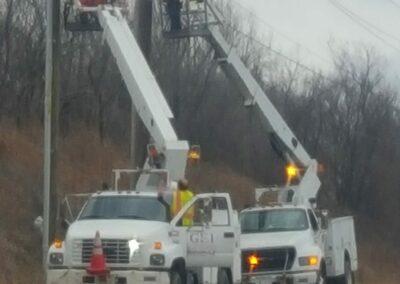 Gables Excavating Utility Contractor Tulsa 056