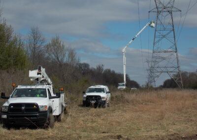 Gables Excavating Utility Contractor Tulsa 061