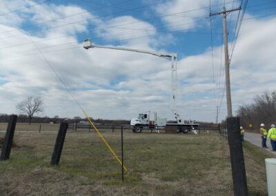 Gables Excavating Utility Contractor Tulsa 067