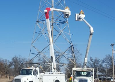 Gables Excavating Utility Contractor Tulsa 071