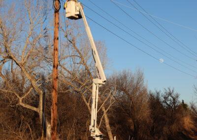 Gables Excavating Utility Contractor Tulsa 074