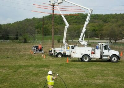 Gables Excavating Utility Contractor Tulsa 076