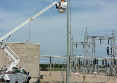 Gables Excavating Utility Contractor Tulsa 077