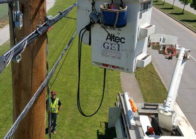 Gables Excavating Utility Contractor Tulsa 089