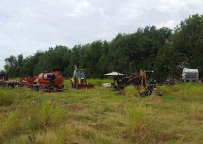 Gables Excavating Utility Contractor Tulsa 092