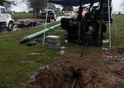 Gables Excavating Utility Contractor Tulsa 096