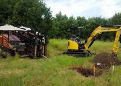 Gables Excavating Utility Contractor Tulsa 099