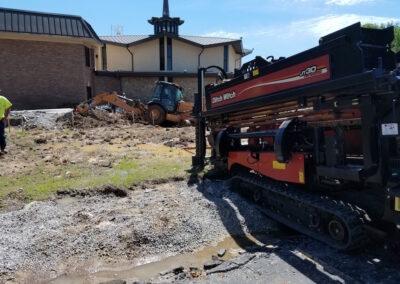 Gables Excavating Utility Contractor Tulsa 101
