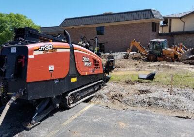 Gables Excavating Utility Contractor Tulsa 102
