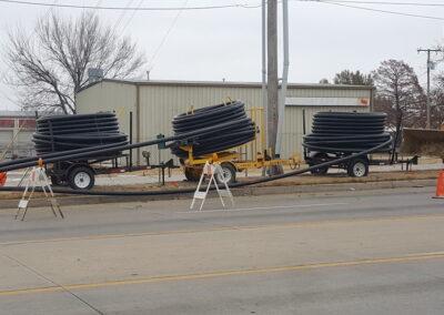 Gables Excavating Utility Contractor Tulsa 105