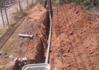 Gables Excavating Utility Contractor Tulsa 113
