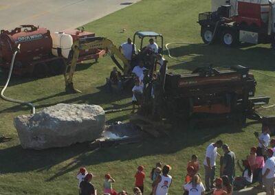 Gables Excavating Utility Contractor Tulsa 120